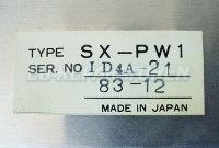 3 TYPENSCHILD SX-PW1