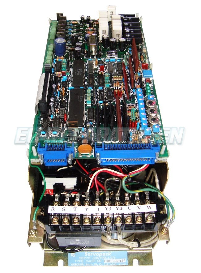 Reparatur Yaskawa CACR-SR10BB1CS-Y37 AC DRIVE