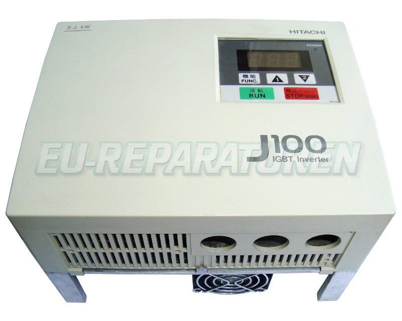 Reparatur Hitachi J100-022SFE2 AC DRIVE
