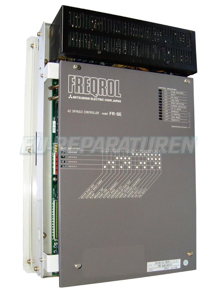 Reparatur Mitsubishi FR-SE-2-5.5K-A-C AC DRIVE