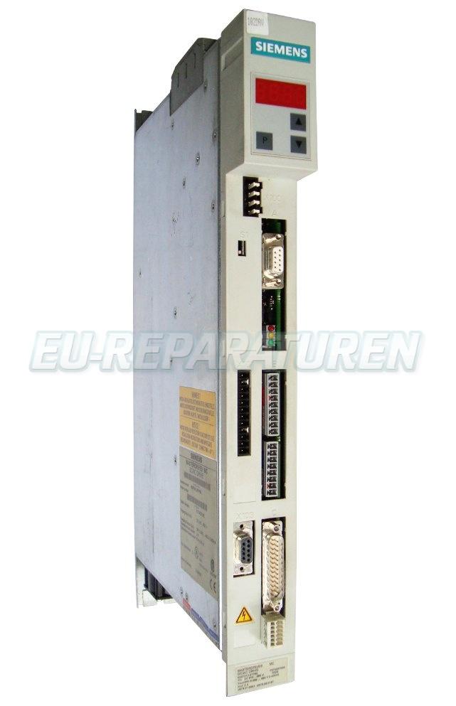 Reparatur Siemens 6SE7012-0TP50-Z AC DRIVE