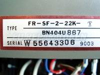 4 TYPENSCHILD FR-SF-2-22K-T