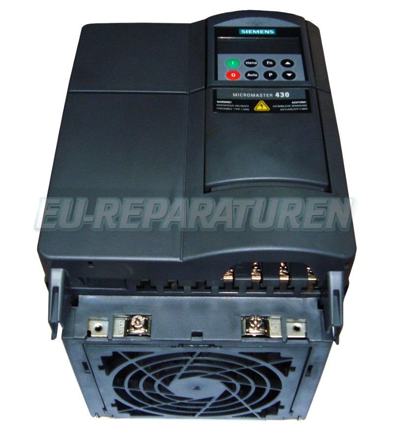 Reparatur Siemens 6SE6430-2AD31-5CA0 AC DRIVE