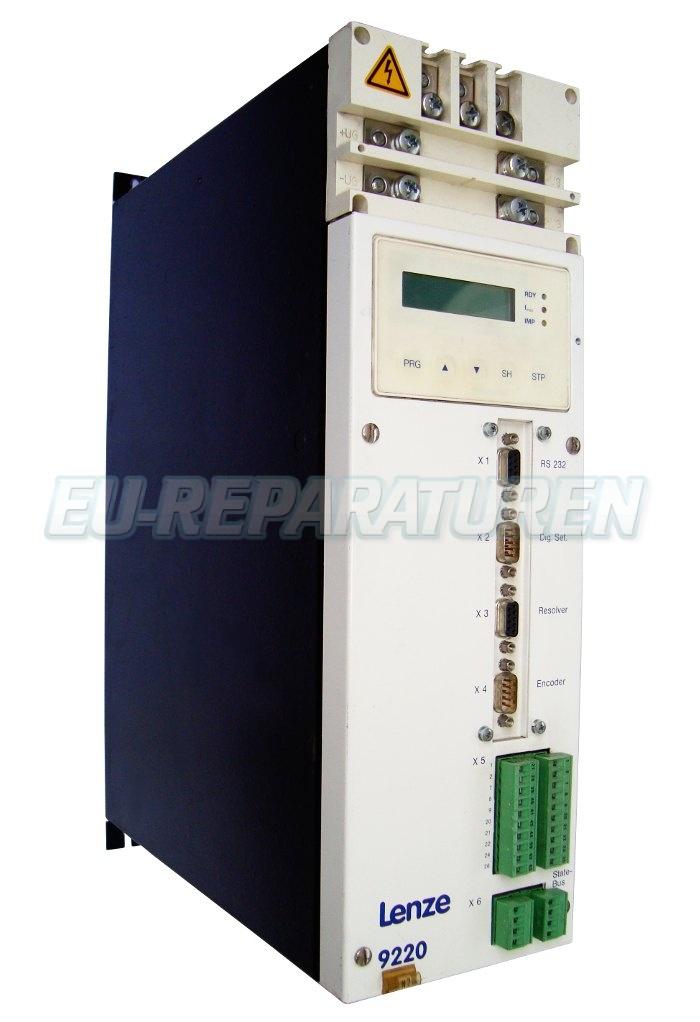 Reparatur Lenze 9224_E.1C.11 AC DRIVE