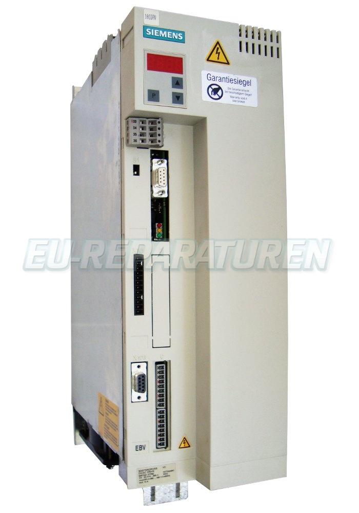 SERVICE SIEMENS 6SE7021-3TP60 AC DRIVE
