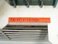 4 TYPENSCHILD FR-SF-4-18.5KP