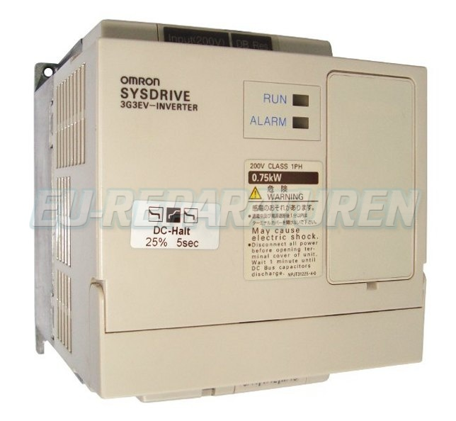 Reparatur Omron 3G3EV-AB007-CER1 AC DRIVE