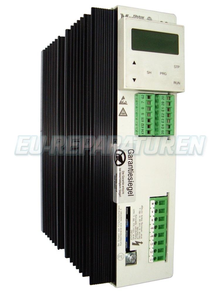 Reparatur Moeller DF4-340-075 AC DRIVE