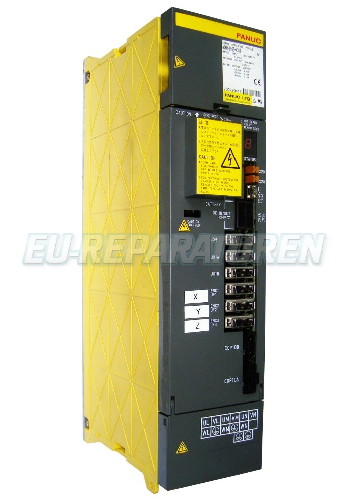 Reparatur Fanuc A06B-6096-H301 AC DRIVE