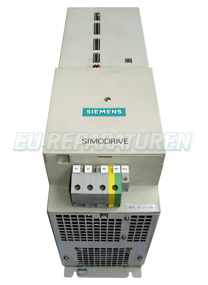 Reparatur Siemens 6SC6111-1VA01 AC DRIVE