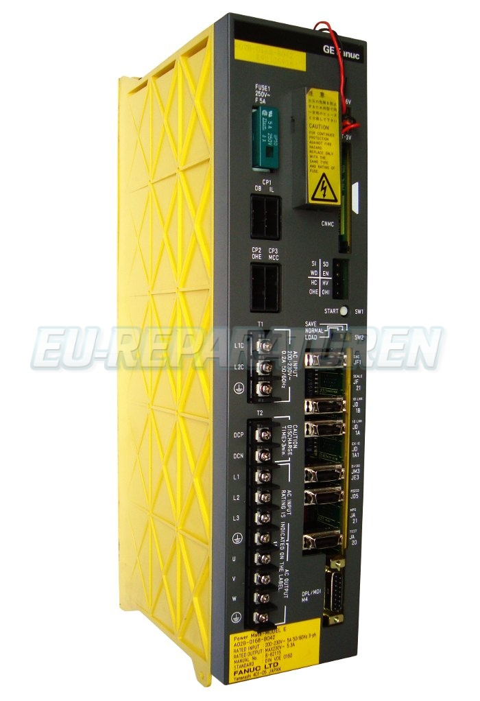 Reparatur Fanuc A02B-0168-B042 AC DRIVE