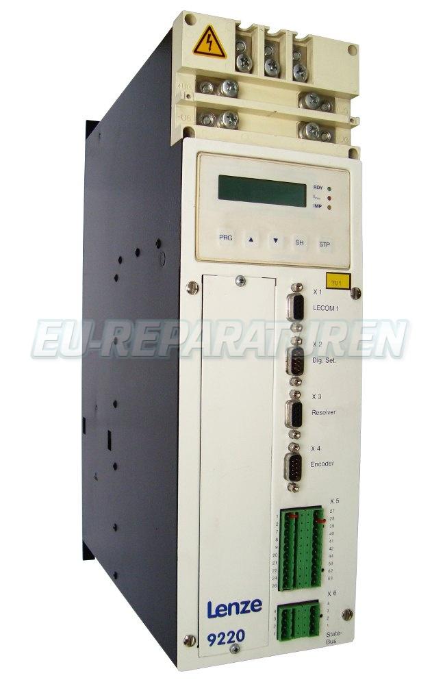 Reparatur Lenze 9223_E.2B.20 AC DRIVE