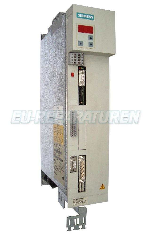 Reparatur Siemens 6SE7018-0EP50 AC DRIVE