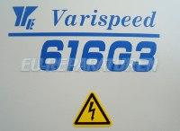 5 REPARATUR VARISPEED-616G3