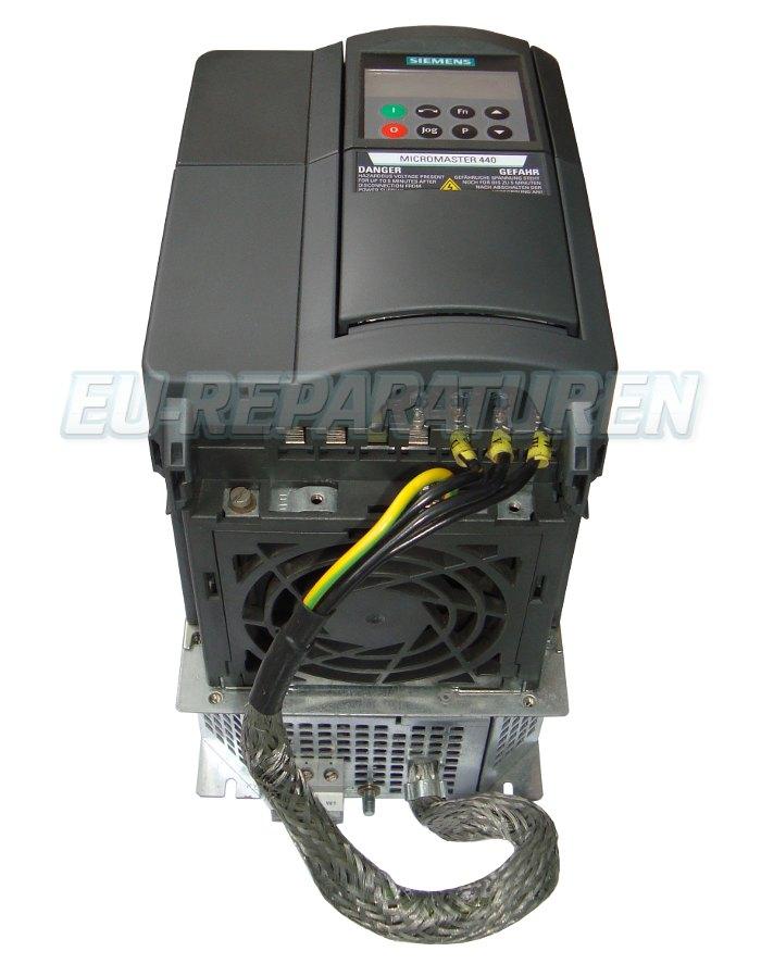Reparatur Siemens 6SE6440-2AB21-5BA1 AC DRIVE
