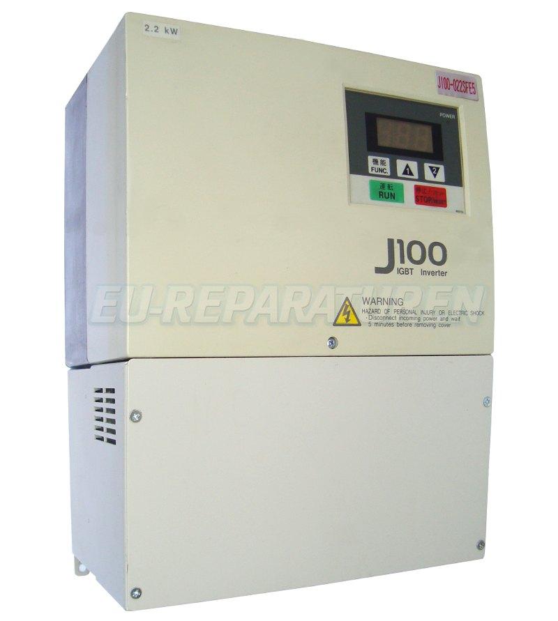 Reparatur Hitachi J100-022SFE5 AC DRIVE