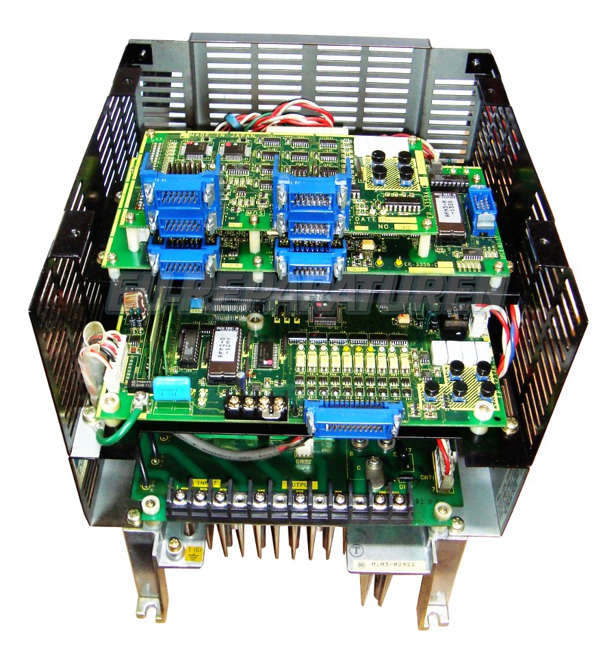 SERVICE FUJI ELECTRIC FRN003M3-21S AC DRIVE