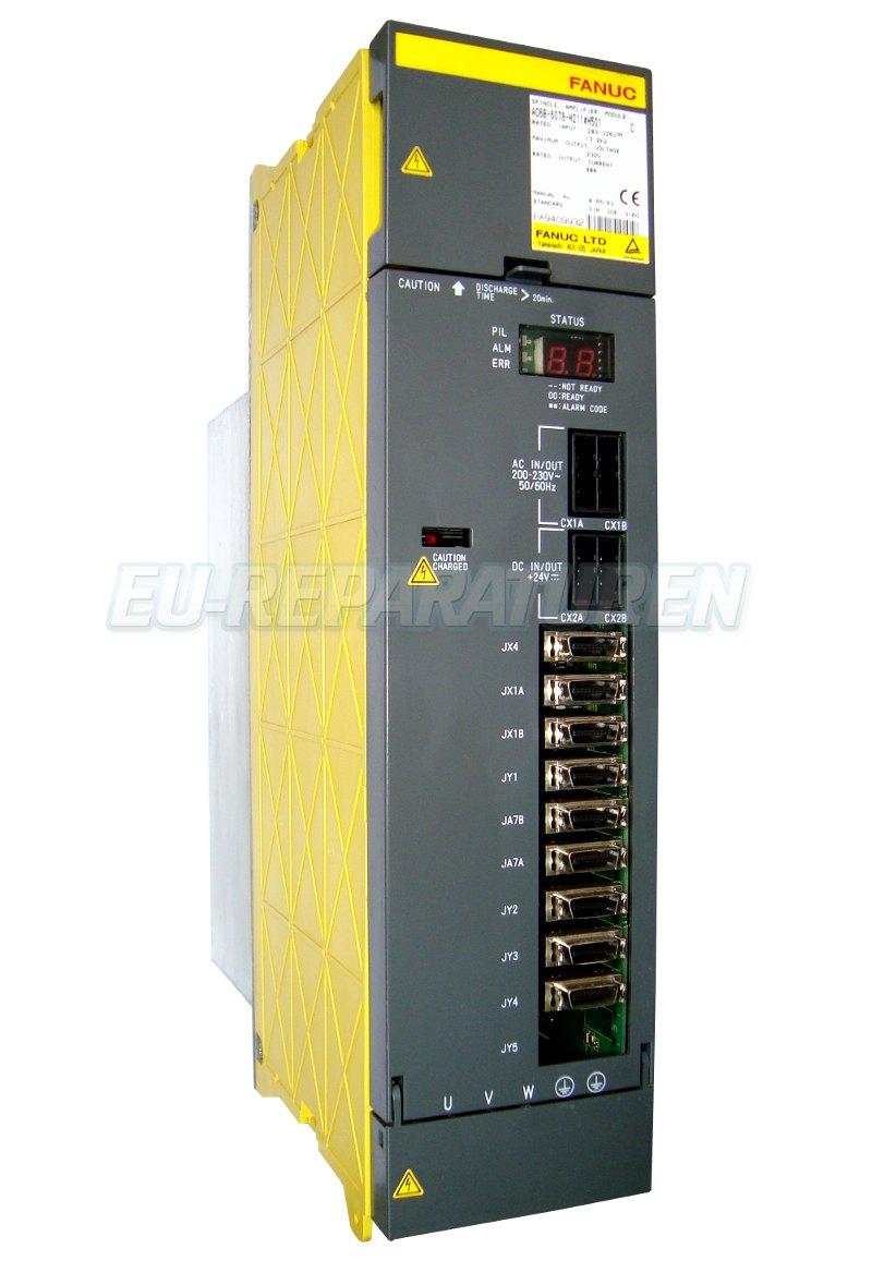 Reparatur Fanuc A06B-6078-H211 AC DRIVE