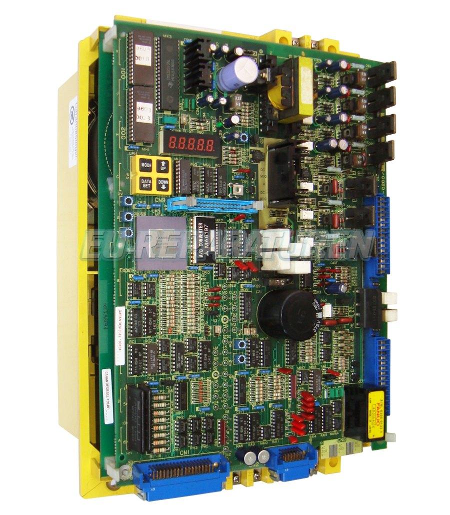 Reparatur Fanuc A06B-6059-H003 AC DRIVE
