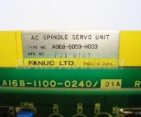 4 TYPENSCHILD A06B-6059-H003