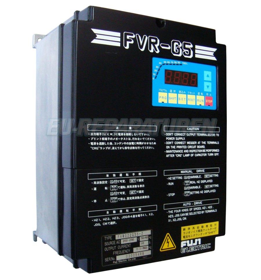 Reparatur Fuji Electric FVR022G5S-2 AC DRIVE