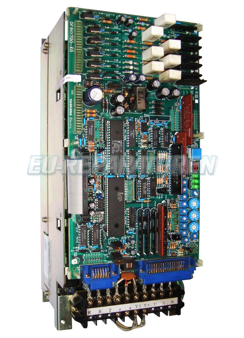 Reparatur Yaskawa CACR-SR15BB1BFY288 AC DRIVE