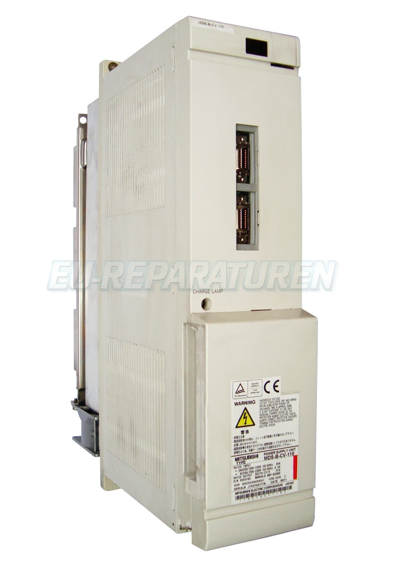 Reparatur Mitsubishi MDS-B-CV-110 POWER SUPPLY