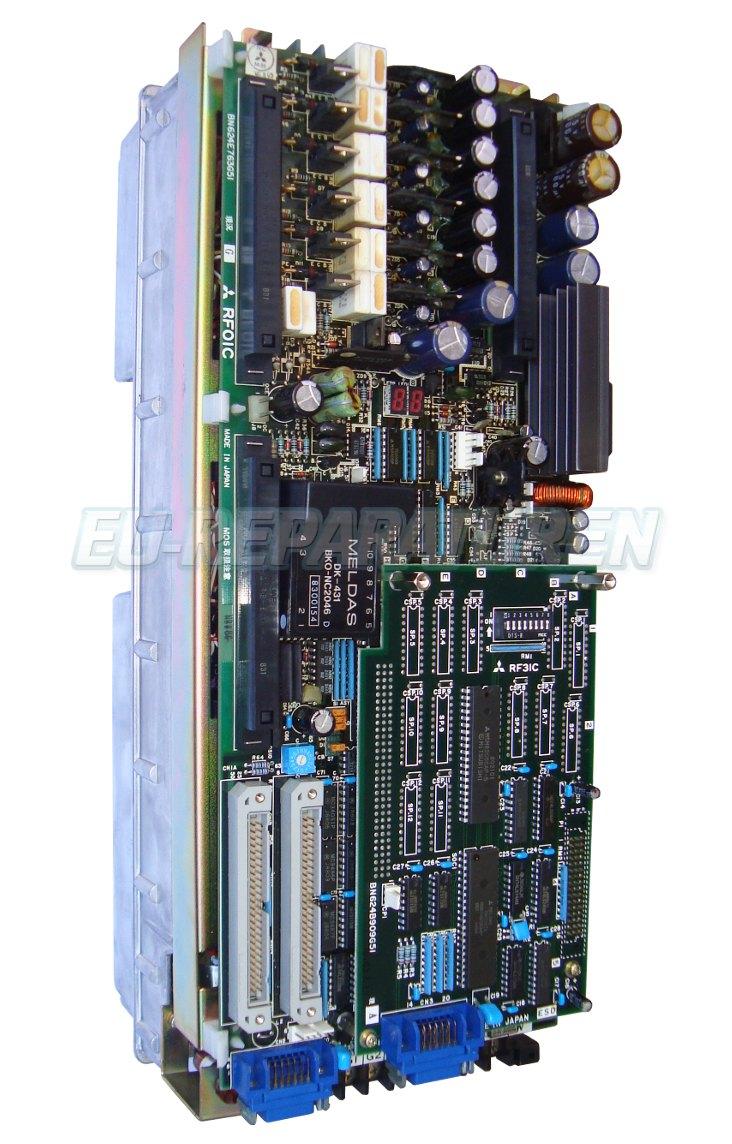 Reparatur Mitsubishi MR-S1-83-E31 AC DRIVE