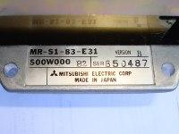 4 TYPENSCHILD MR-S1-83-E31