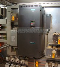 Weiter zum Reparatur-Service: SIEMENS 6SE3228-4DK40 FREQUENZUMRICHTER