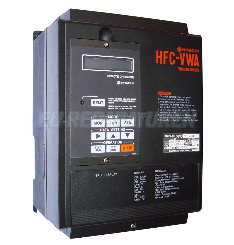 Reparatur Hitachi HFC-VWA5.5HBE AC DRIVE