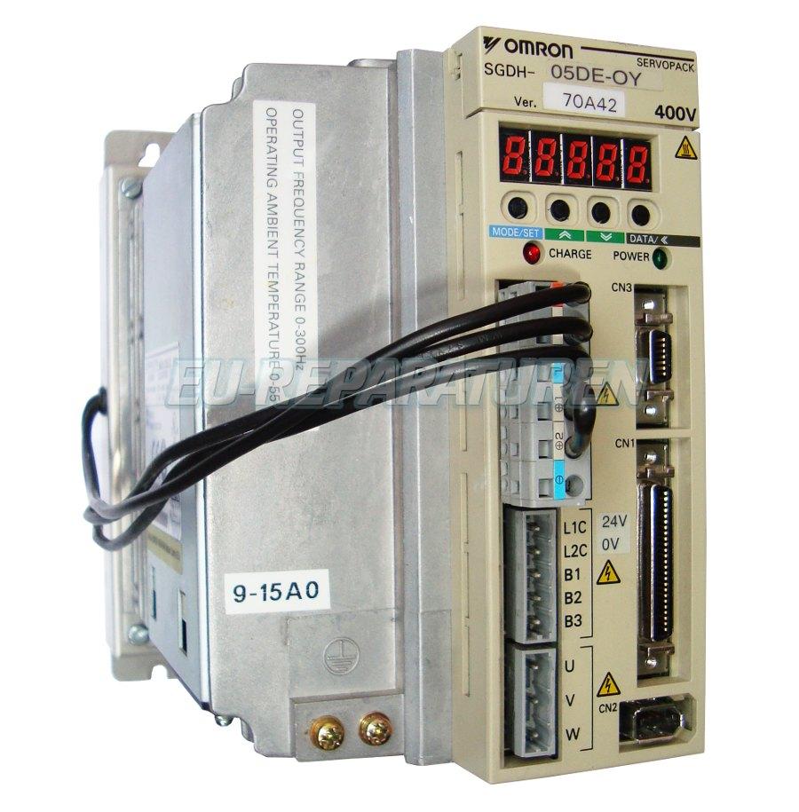 Reparatur Yaskawa SGDH-05DE-OY AC DRIVE