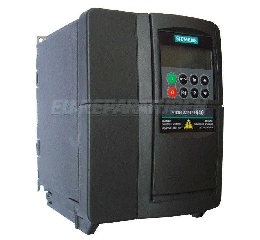 Reparatur Siemens 6SE6440-2AD23-0BA1 AC DRIVE