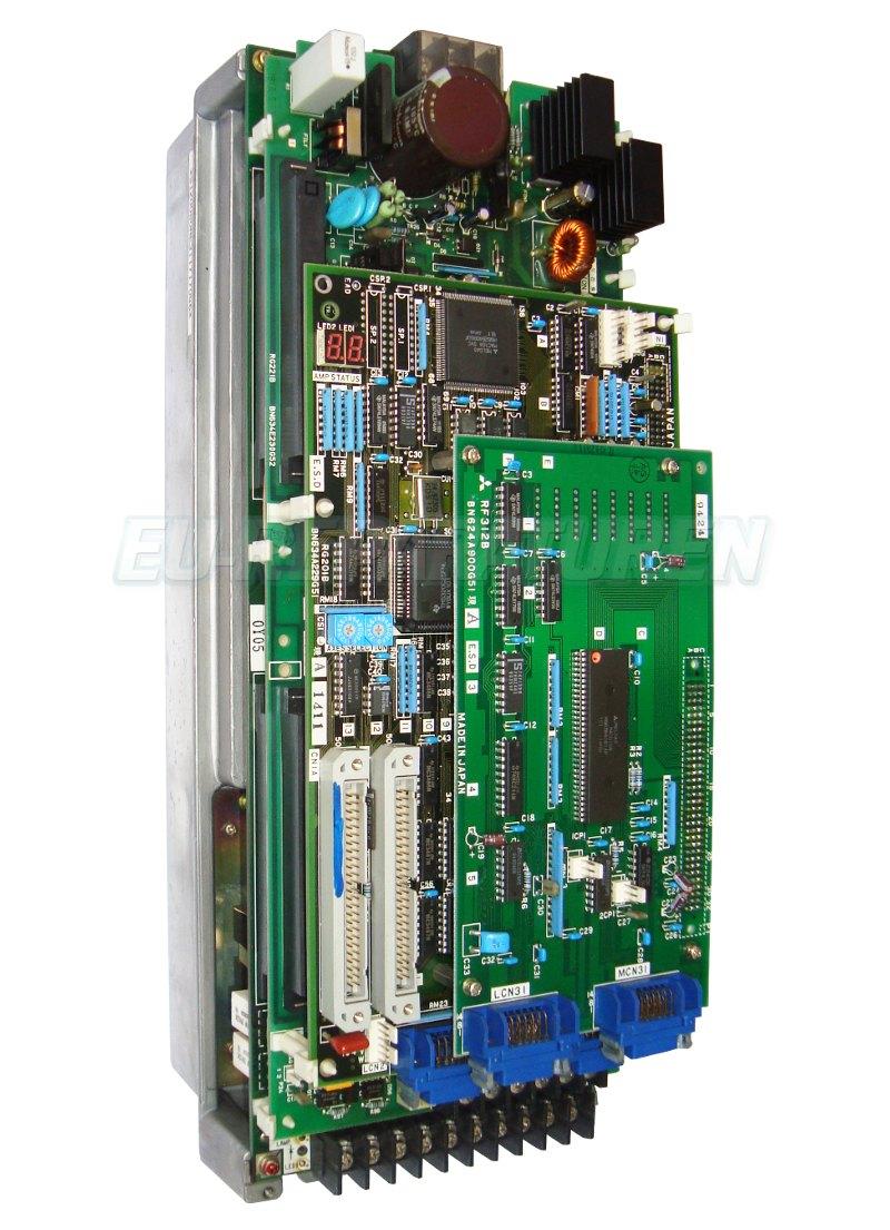 Reparatur Mitsubishi MR-S12-80A-E31 AC DRIVE