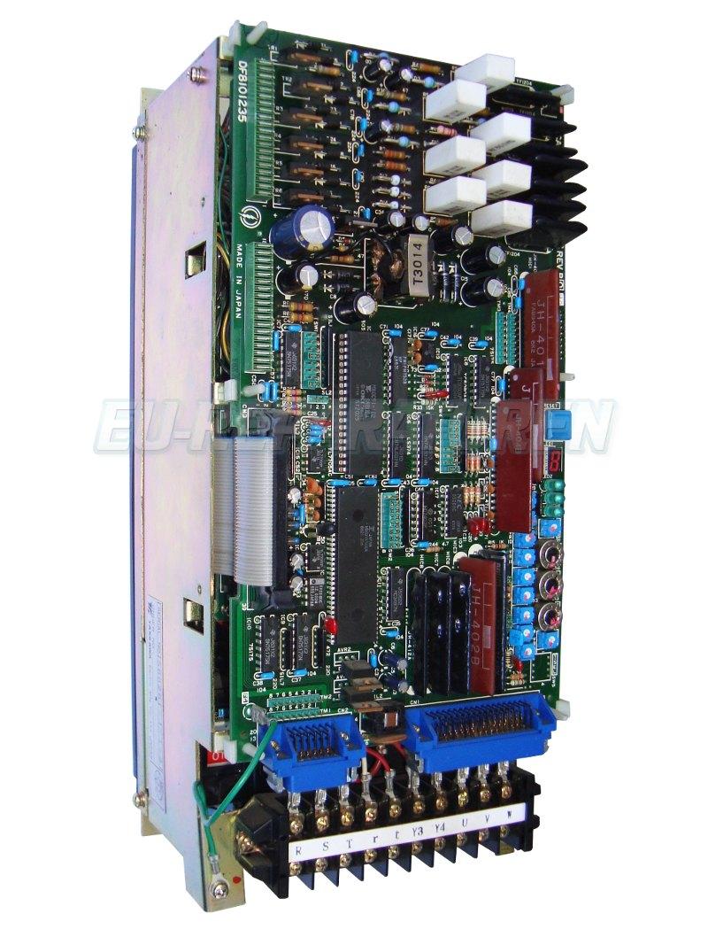 Reparatur Yaskawa CACR-SR20SB1BF AC DRIVE