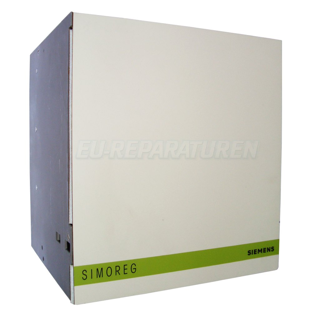 Reparatur Siemens 6RA2620-6DV55-0 DC DRIVE