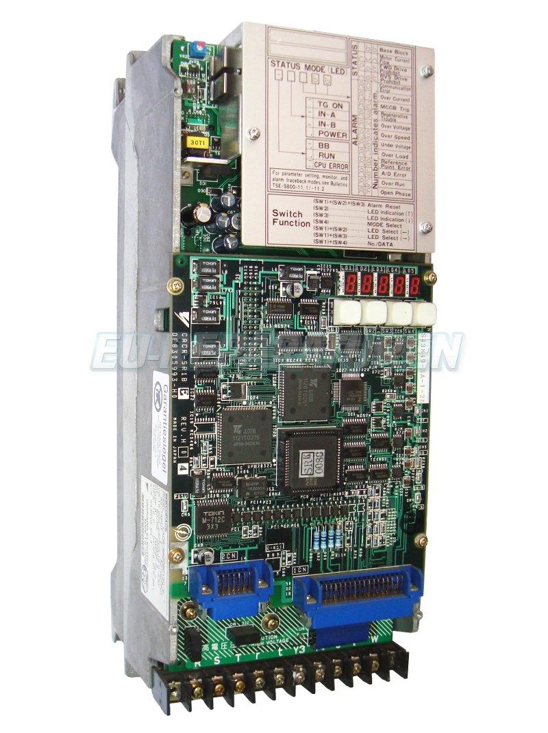Reparatur Yaskawa CACR-SR20BE12G AC DRIVE