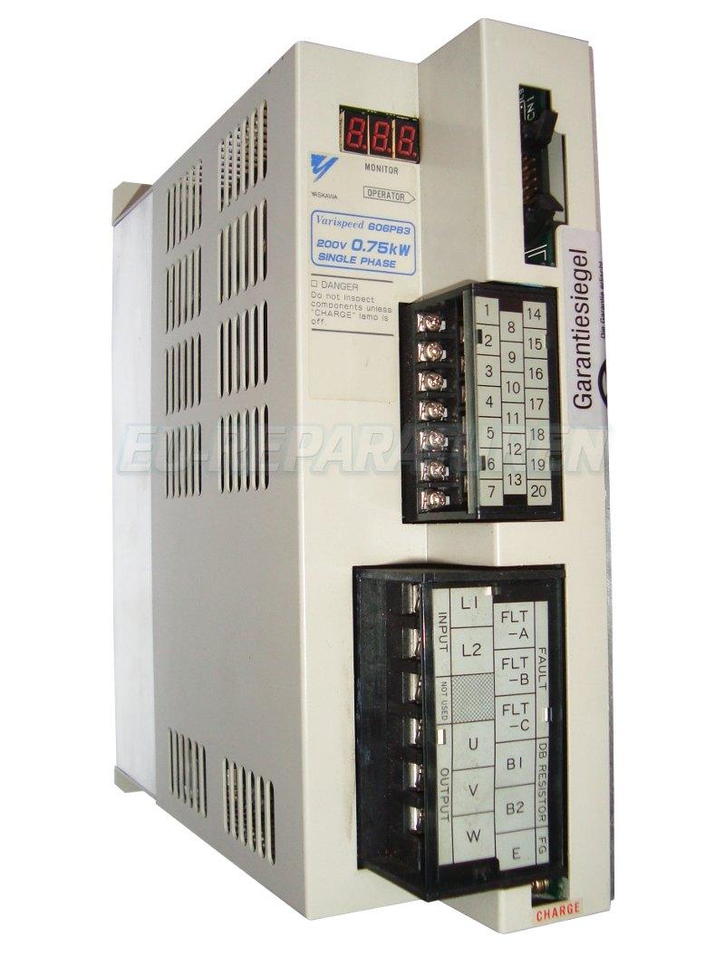 Reparatur Yaskawa CIMR-PBEB0P7T AC DRIVE