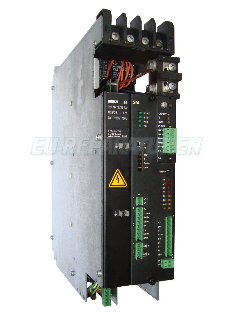 Reparatur Bosch SM10-20-TA AC DRIVE