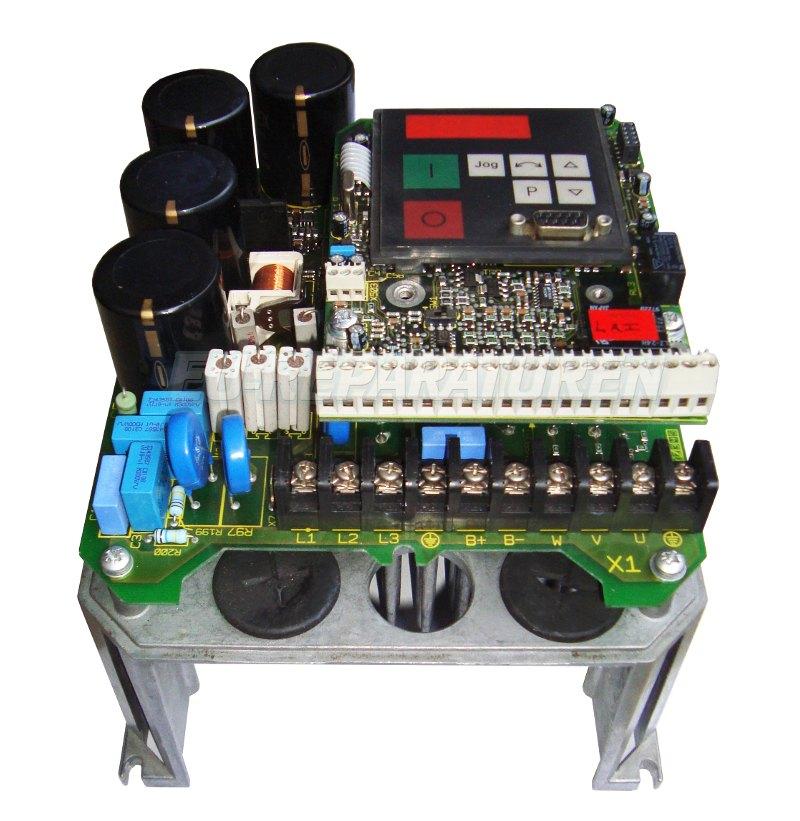 Reparatur Siemens 6SE3115-8DC40 AC DRIVE
