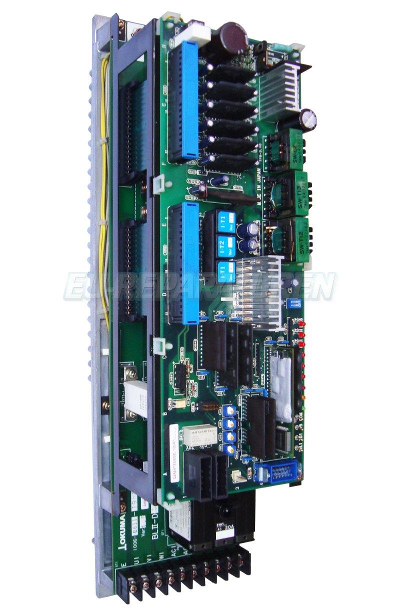 Reparatur Okuma BLII-D30A AC DRIVE
