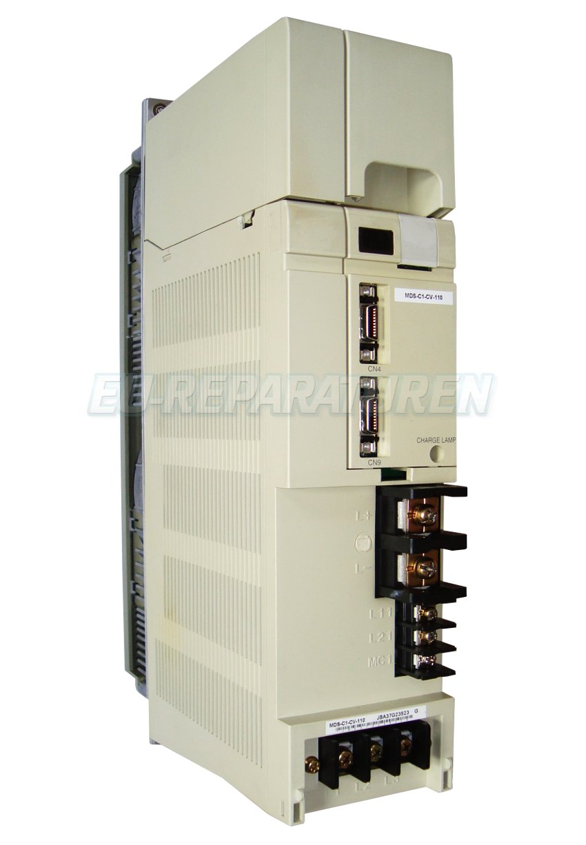 Reparatur Mitsubishi MDS-C1-CV-110 POWER SUPPLY