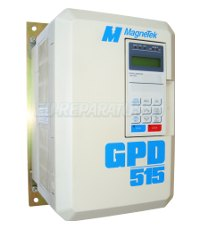 1 MAGNETEK REPARATUR GPD515C-A033 FREQUENZUMRICHTER