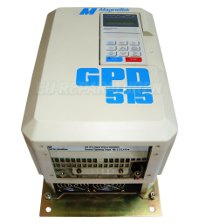 2 REPAIR SERVICE GPD515C-A033 MAGNETEK INVERTER