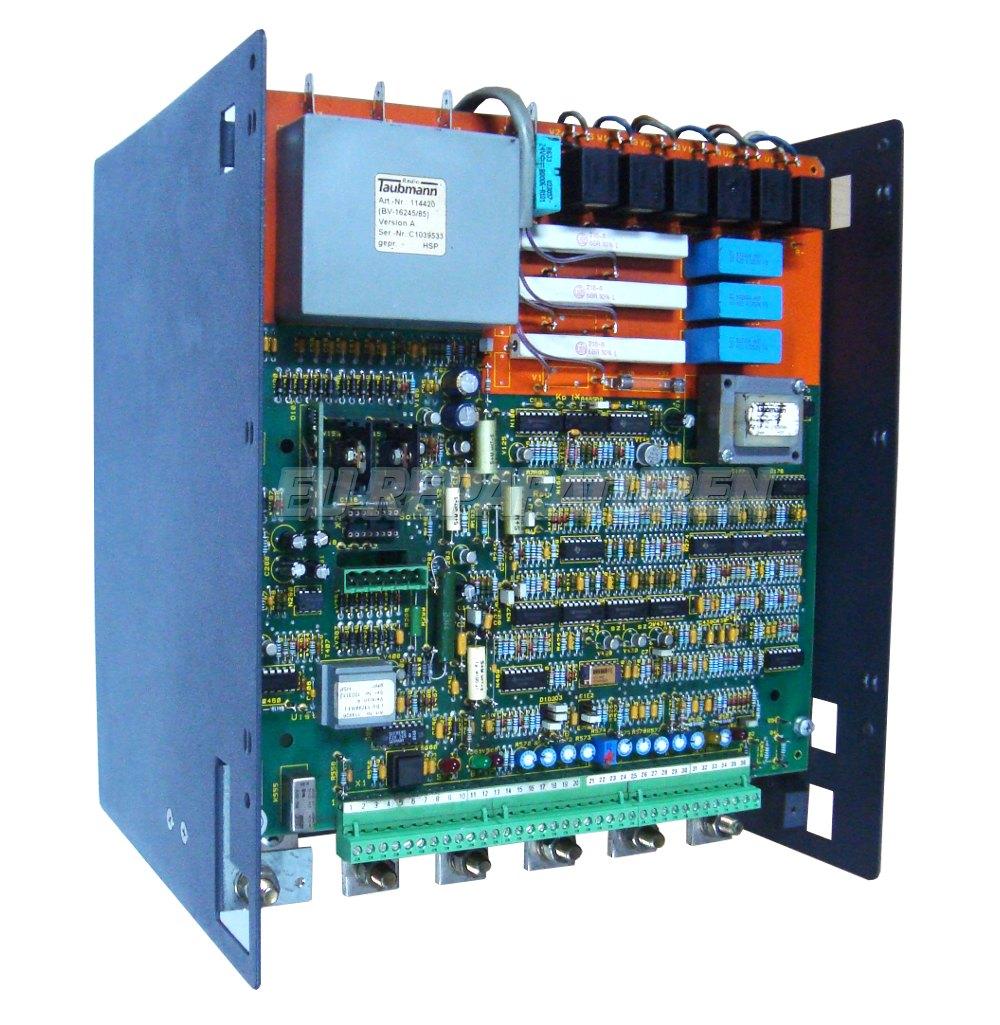 Reparatur Siemens 6SG2420-3CA00 DC DRIVE