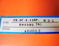 4 TYPENSCHILD FR-SF-4-11KP-HBC