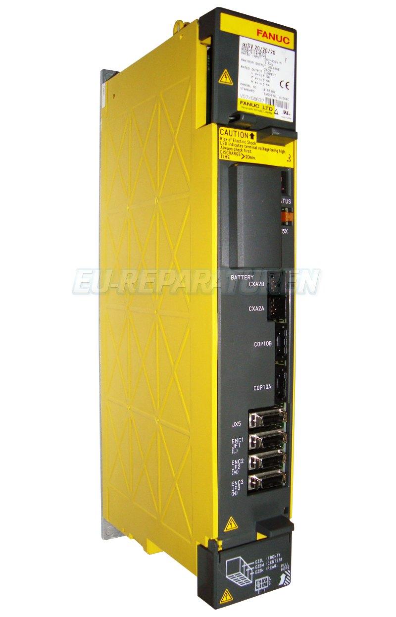 Reparatur Fanuc A06B-6114-H303 AC DRIVE