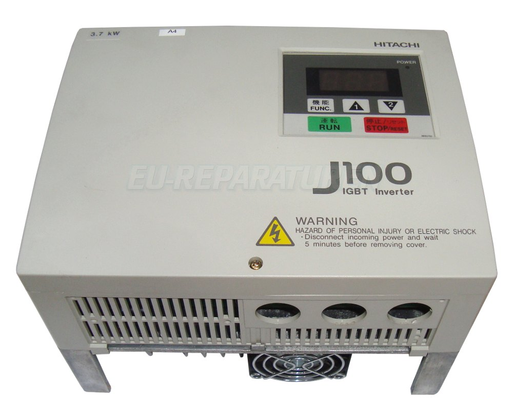 Reparatur Hitachi J100-037HFE5 AC DRIVE