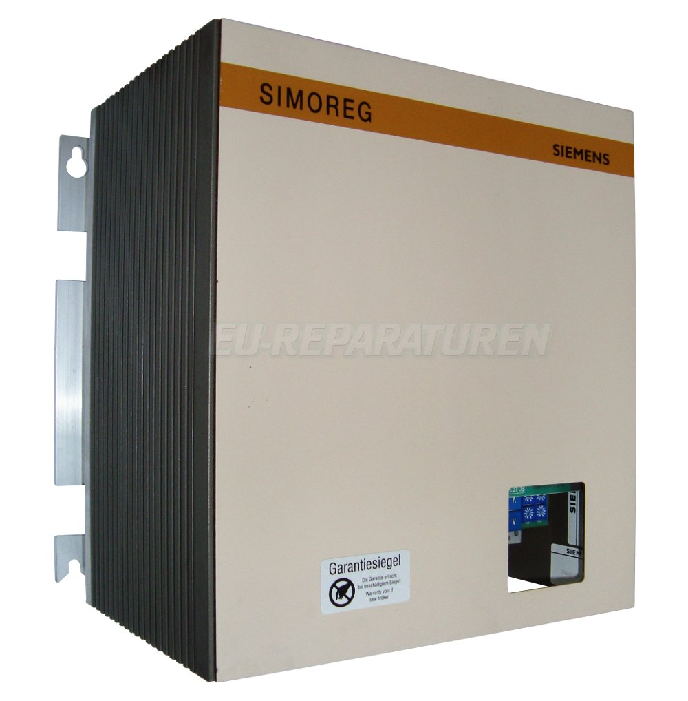 Reparatur Siemens 6RA2228-6DV62-0 DC DRIVE