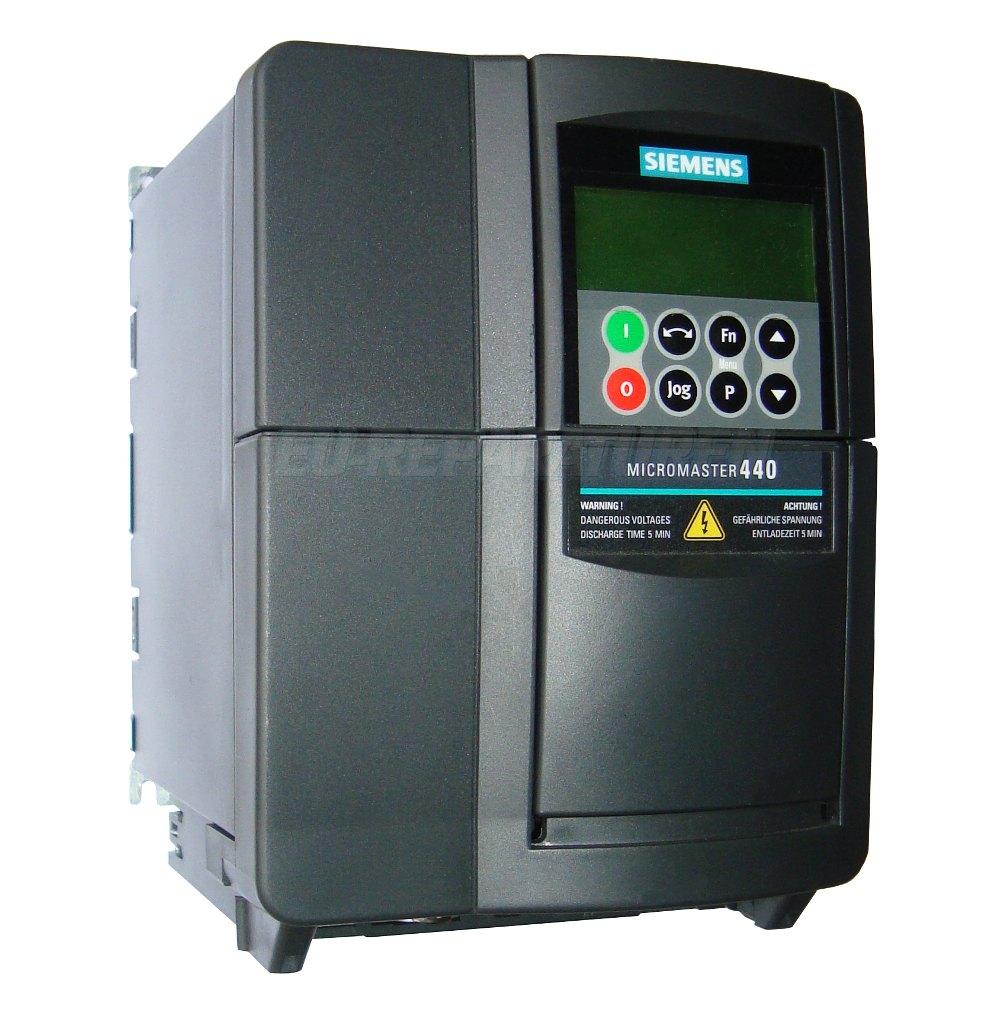 Reparatur Siemens 6SE6440-2AB22-2BA1 AC DRIVE